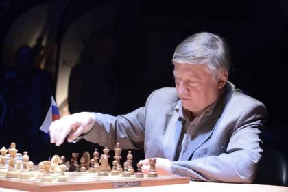 Karpov, au bout du suspens